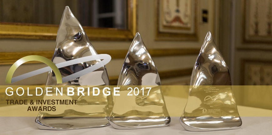 Golden Bridge 2017 Export Awards